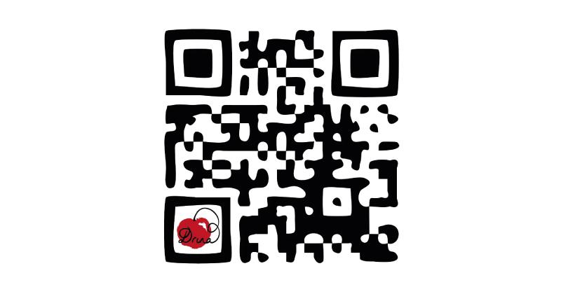 QR codes in graphic design