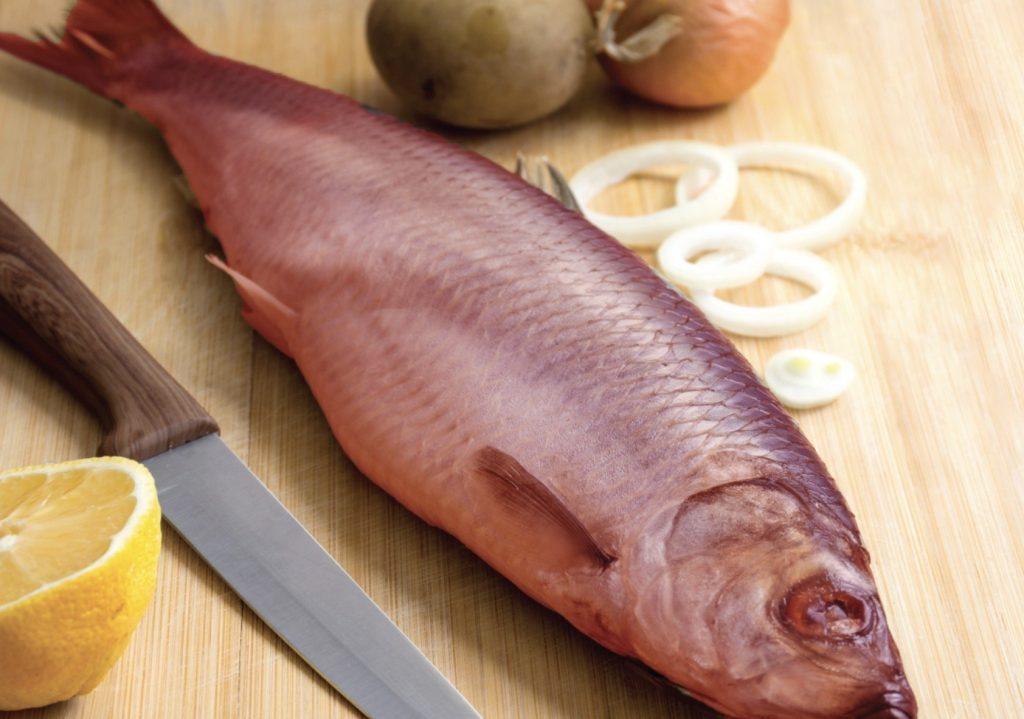red herring on a menu