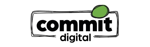 commit digital logo