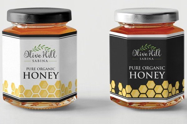 olive hill honey