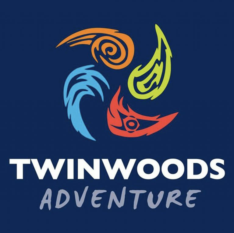 twinwoods adventure logo