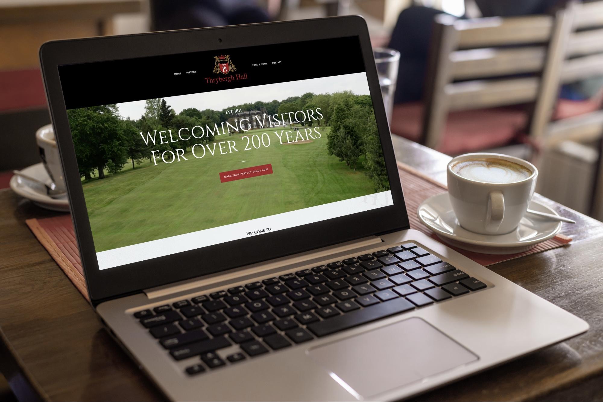 thrybergh hall website